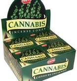 Hem 10pc Cones Cannabis