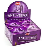 Hem 10pc Cones Anti Stress