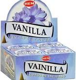 Hem 10pc Cones Vanilla