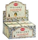 Hem 10pc Cones Precious Jasmine
