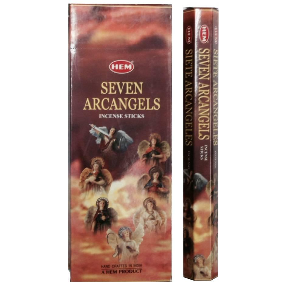 Hem 20g Incense 7 Archangels