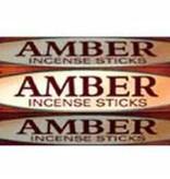 Hem 20g Incense Amber