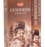Hem 20g Incense Goddess