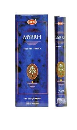 Hem 20g Incense Myrrh