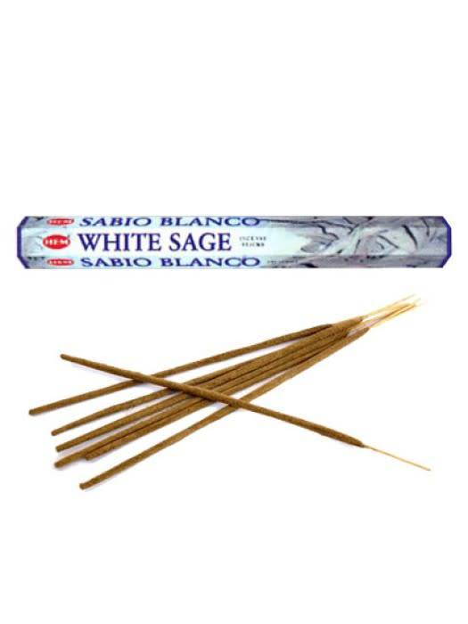 Hem 20g Incense White Sage