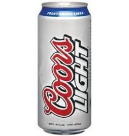 Coors Light Cansafe