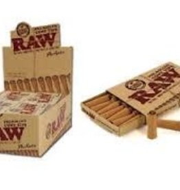 RAW Perfecto Pre-Rolled Cone Tips 20pk