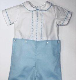 Lulu Bebe Finn Short Set Light Blue