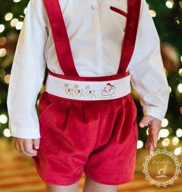 Dondolo Santa Belt