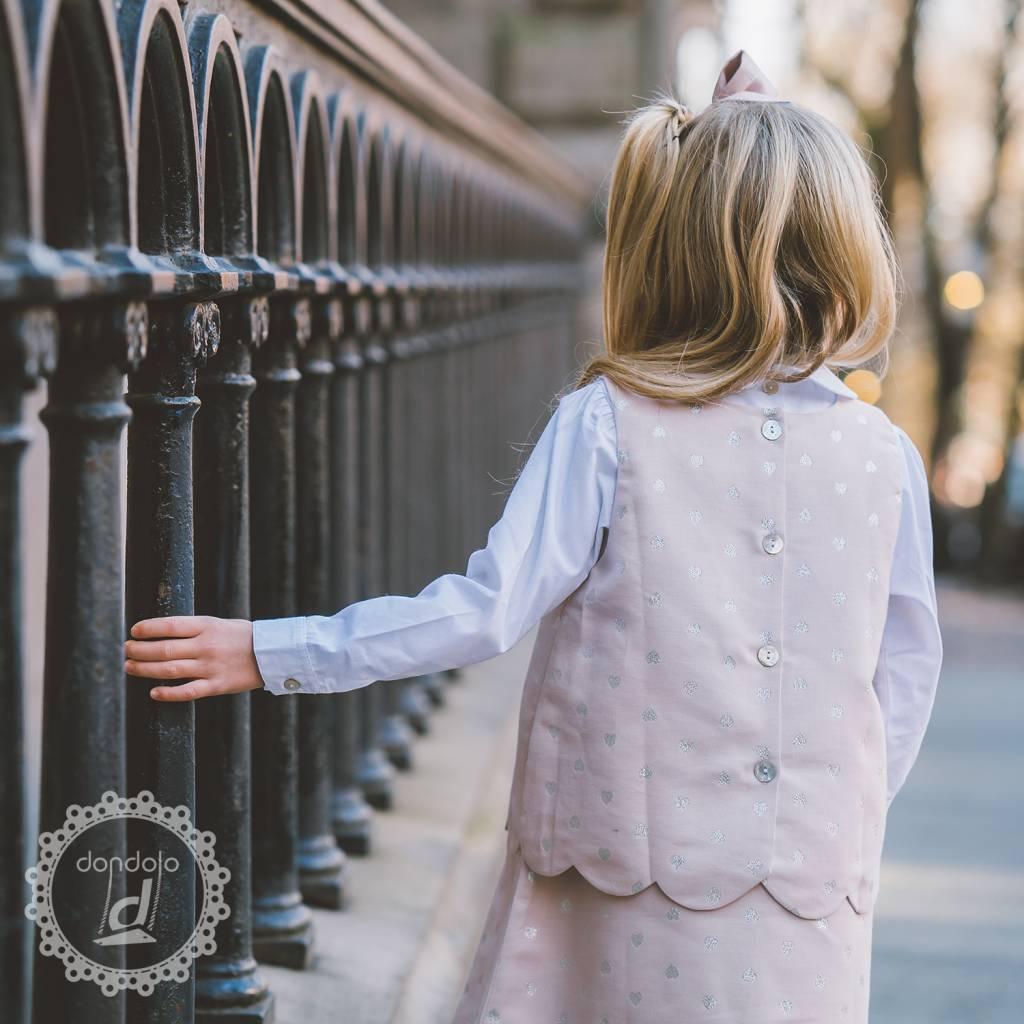 Dondolo Elizabeth Hearts Dress