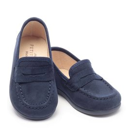 Petite Plume George Moccasin Navy