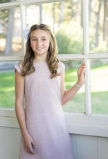 Busy Bees Angelina Dress Pink Sparkle