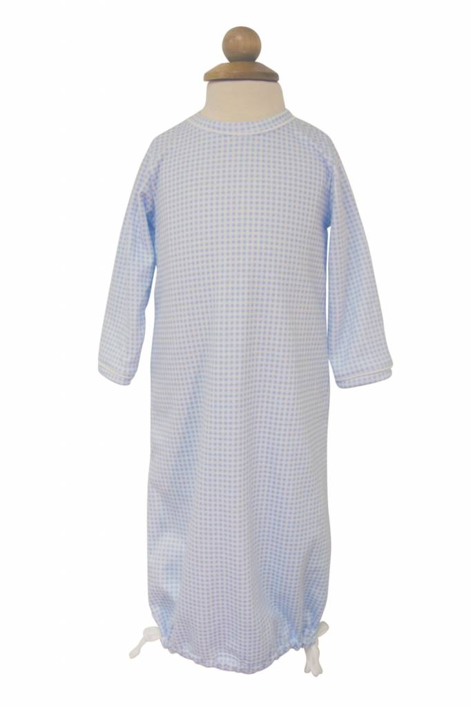 Lila & Hayes George Blue Stars Daygown