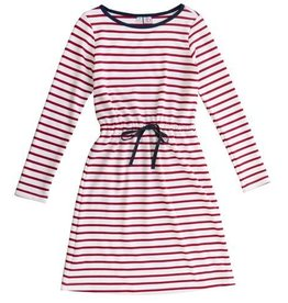 Busy Bees Lila Drawstring Dress