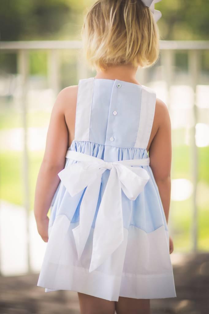 The Proper Peony Parsons Pinafore Dress