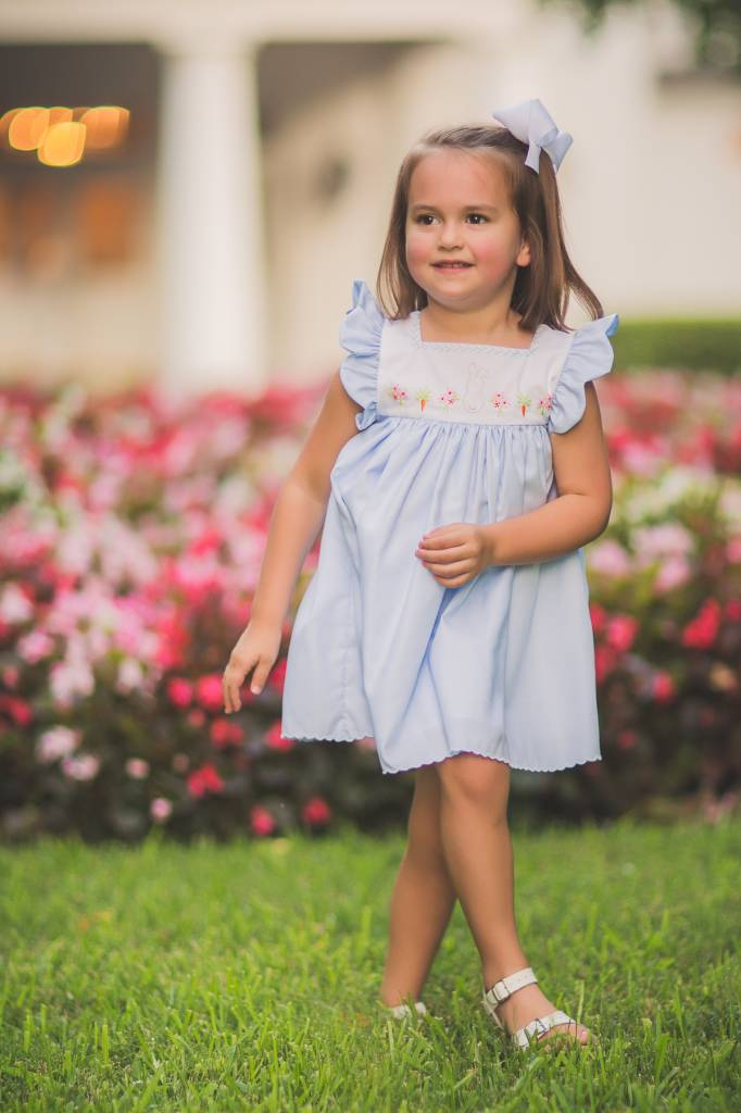 The Proper Peony Cottontail Dress