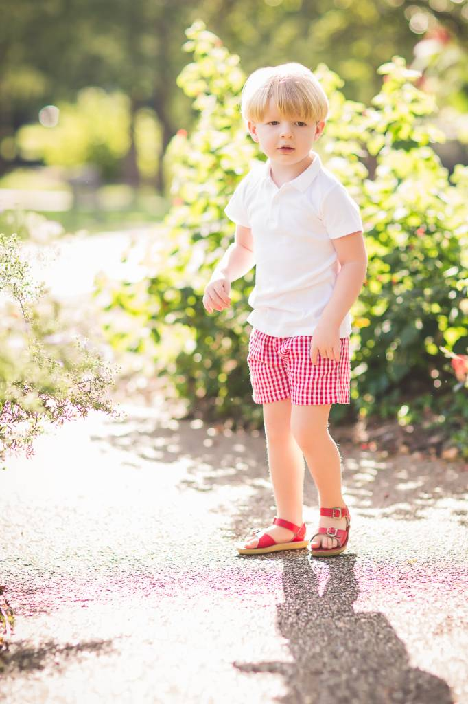 The Proper Peony Kennedy Boy Short
