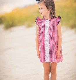 The Proper Peony Kennedy Pleat Dress