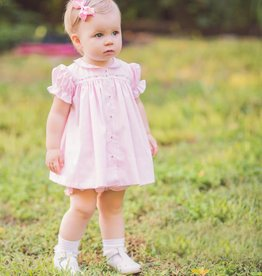 The Proper Peony Pink Ingrid Dress