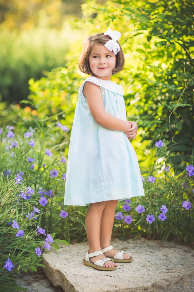 The Proper Peony Mint Magnolia Dress