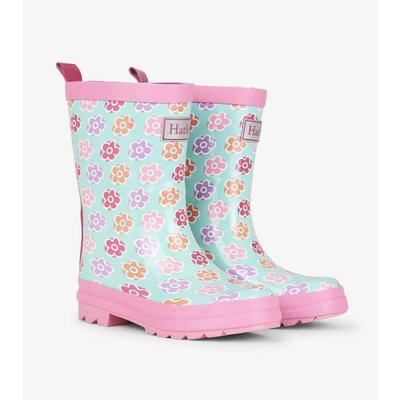 Hatley Flower Sketches Rainboots