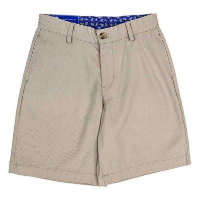 J Bailey Khaki Twill Shorts