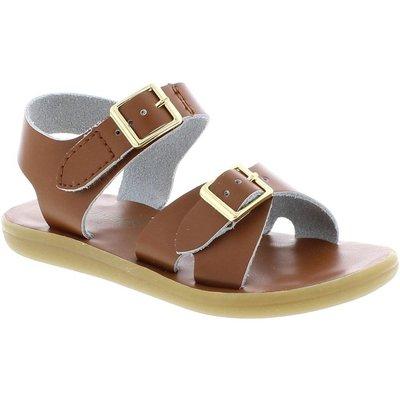 Footmates Velcro Tide Tan