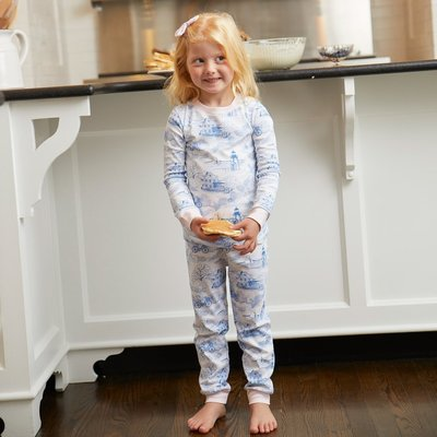 Nantucket Kids Nantucket Pima Jammies