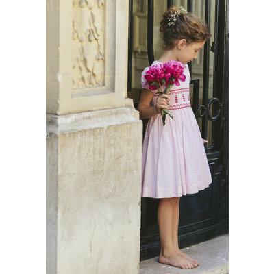 Antoinette Paris Princess Charlotte Pink Dress