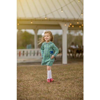 The Oaks Apparel Leigh Kelly Tartan Dress