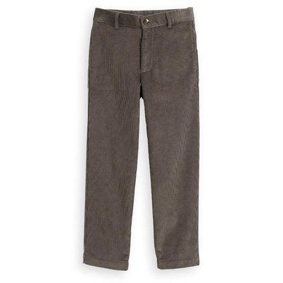 Bella Bliss Corduroy Slim Pant Slate