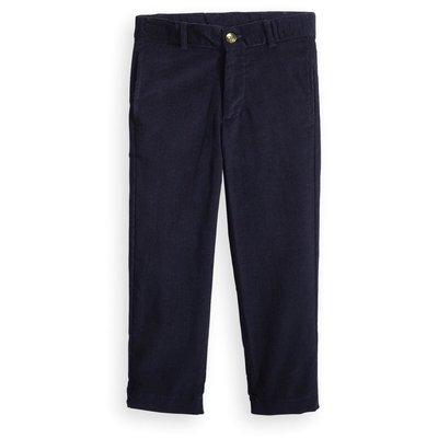 Bella Bliss Corduroy Slim Pant Navy