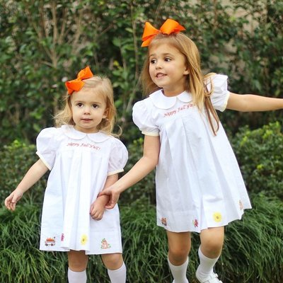 Christian Elizabeth & Co. Happy Fall Y'all Dress