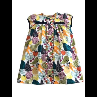 LeZaMe Aden Dress Veggies Dress