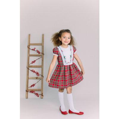 Dondolo Frances Dress Holiday