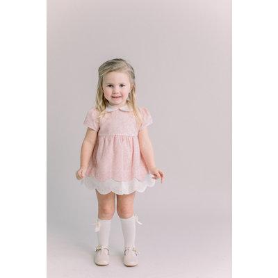 Dondolo Abby Bubble Light Pink & White