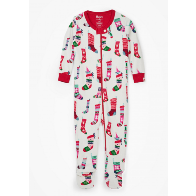 Hatley Holiday Stockings Coverall
