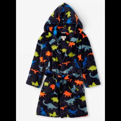 Hatley Dino Herd Fleece Robe