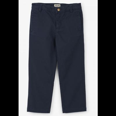 Hatley Navy Twill Pants