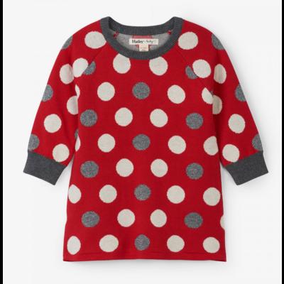 Hatley Holiday Sweater Dress