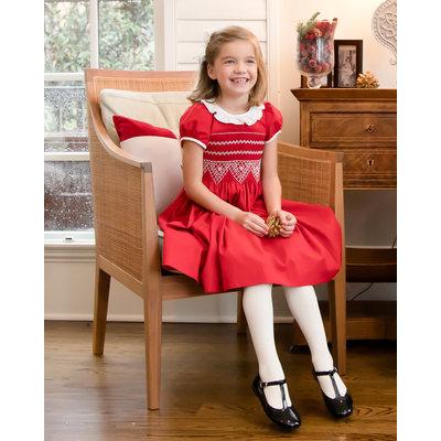 Antoinette Paris Camilla Red Dress