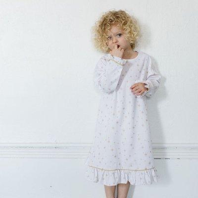 Petite Plume Gilded Celebration Nightgown