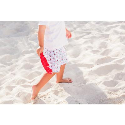 The Proper Peony Pima Play Shorts Nautical