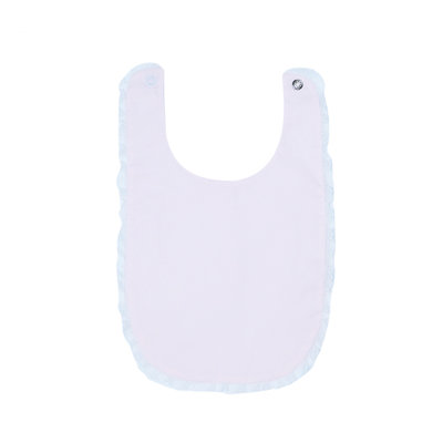 Lullaby Set Pink Heirloom Bib (One Size)