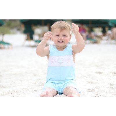 Christian Elizabeth & Co. Seaside Shell Jon Jon