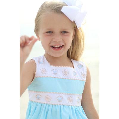 Christian Elizabeth & Co. Seaside Shell Dress