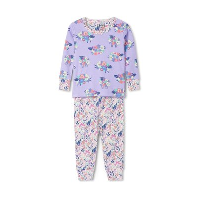 Hatley Counting Sheep Baby PJ Separates