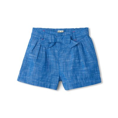 Hatley Belted Chambray Shorts