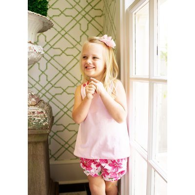 Lullaby Set Ruth Floral Sunsuit