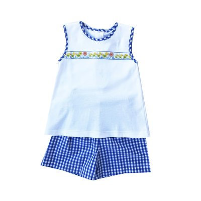 Lullaby Set Sully Duck Sunsuit